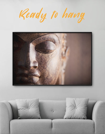 Framed Buddhist Religious Wall Art Canvas - bedroom Buddha wall art buddhist wall art framed canvas Hallway