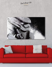 Star Wars Wall Art Canvas Print 0690