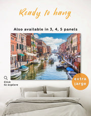 Venice Wall Art Canvas Print
