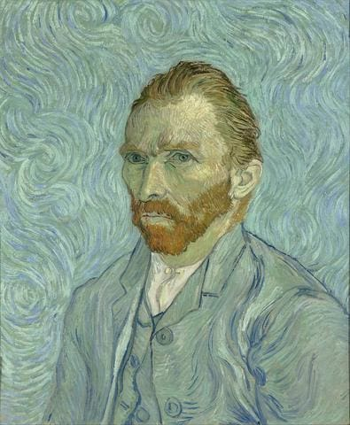 10 Most Famous Portraits and Self-Portraits by Artists