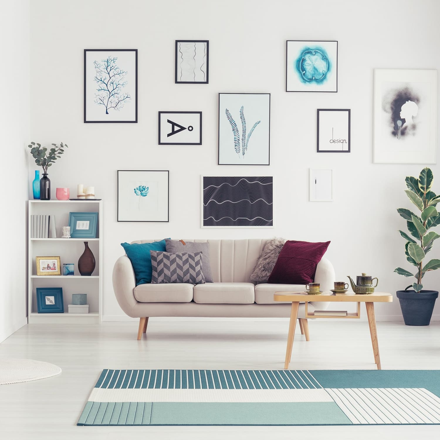 10 Tips How to Decorate Your Living Room