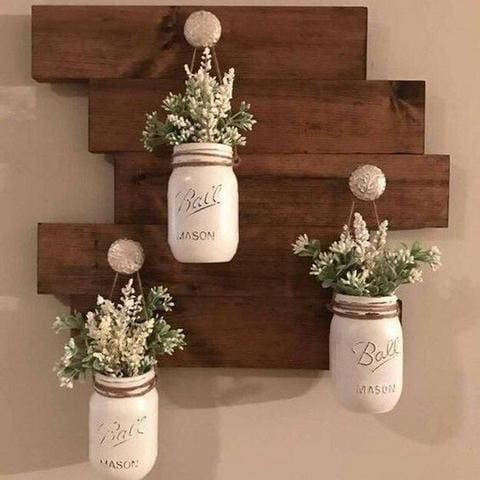 20 Wall Décor Ideas. Dress Up Your Empty Wall!
