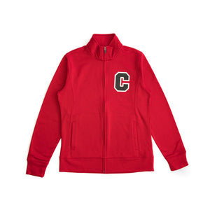 Womens Sport-Wick Fleece Jacket