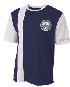 ALL STARS Youth Navy Legend Soccer Jersey