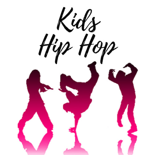 Kid's Hip Hop Progressive - RESERVED ONLY