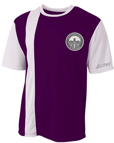 ALL STARS Youth Purple Legend Soccer Jersey