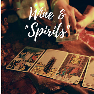 "Wine & ""Spirits"" Progressive - RESERVED ONLY"