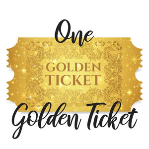ONE Golden Ticket