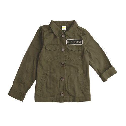 Kids Military Jacket (Specialty Item)