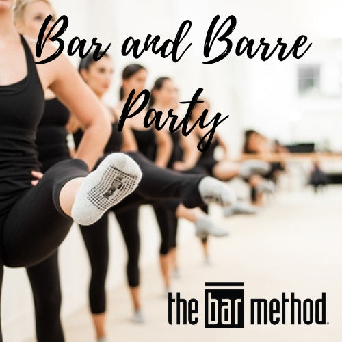 Bar and Barre - RESERVED ONLY