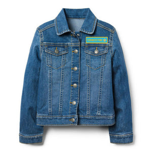 Girls Jean Jacket (Specialty Item)