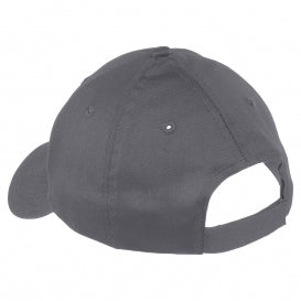 Kids Blue Twill Hat