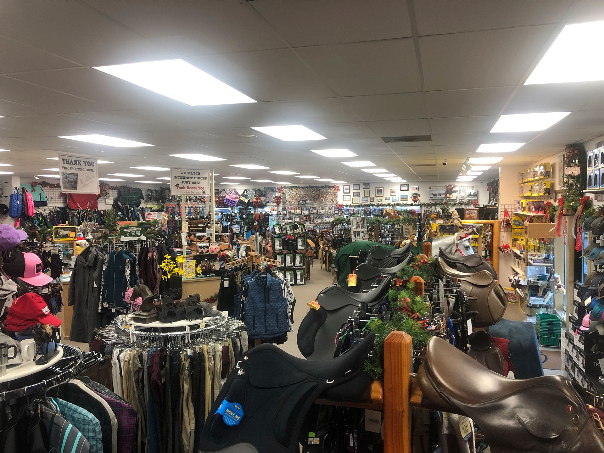 THE STORE – Tack Room Too