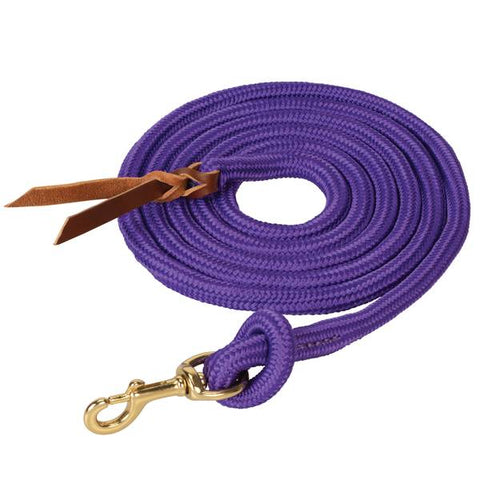 Weaver Leather Cowboy Lead With Snap