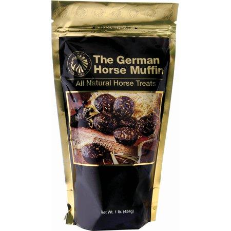 German Horse Muffins, 1 LB
