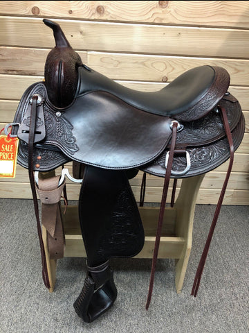 High Horse Oyster Creek Trail Saddle by Circle Y