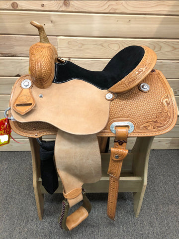 SRS Barrel Saddle- 14''
