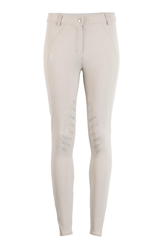 Montar ESS Plain Knee Grip Breech Silver Grey
