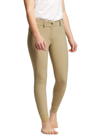 Ariat Youth Tri Factor EQ Grip Knee Patch Breech