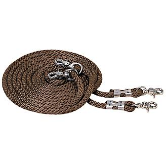 Weaver Poly Rope Draw Rein