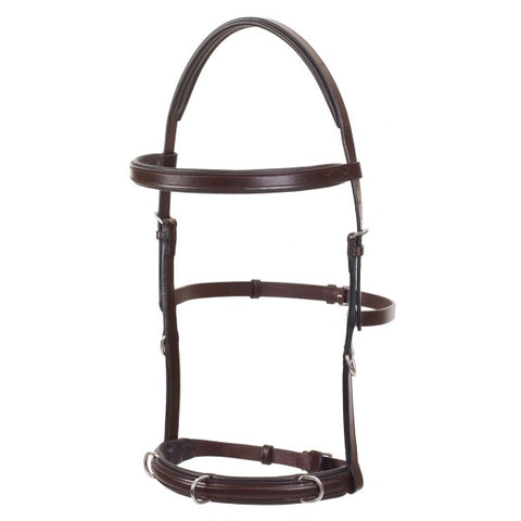 Camelot Padded Lunge Bridle