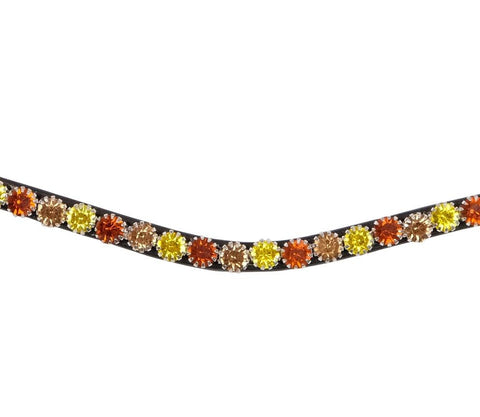 Montar Browband Mighty Mix Topaz