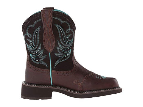 Ariat Women's Fatbaby Heritage Round Toe Boot