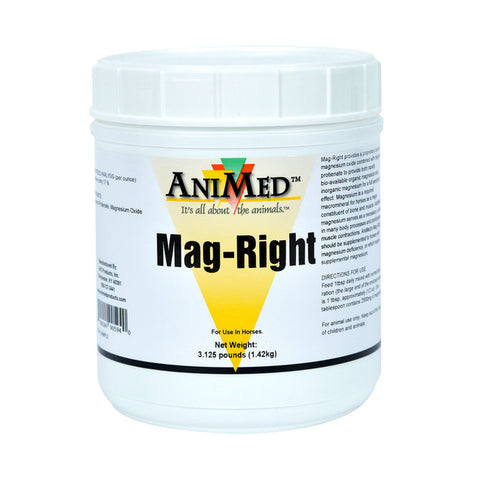 AniMed Mag-Right Horse Supplement