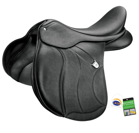 "Bates ""All Purpose+"" Luxe Leather Saddle"