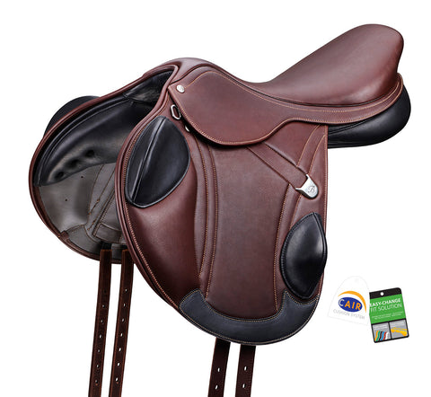 "Bates ""Advanta"" Duo Event Saddle"