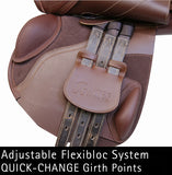 "Bates ""Elevation"" Jump Saddle"
