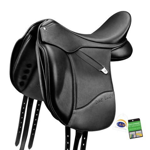 "Bates ""Isabell"" Luxe Leather Dressage Saddle"