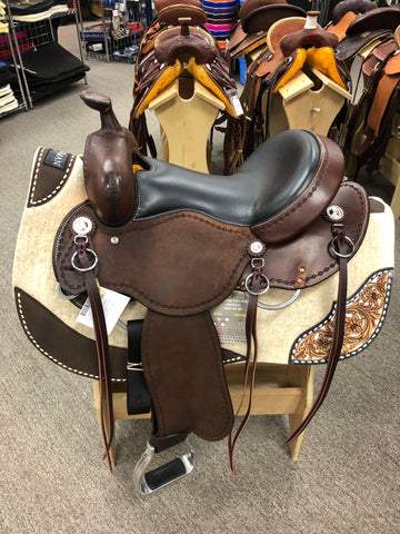 Cashel Roughout Trail Saddle - Medium Tree