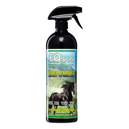 Eqyss Barn Barrier Natural Fly Repellent Spray