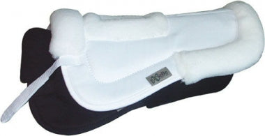 Exselle Wither Cutout Half Pad with Roll