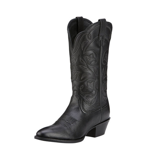 Ariat Women's Heritage Round Toe Boot