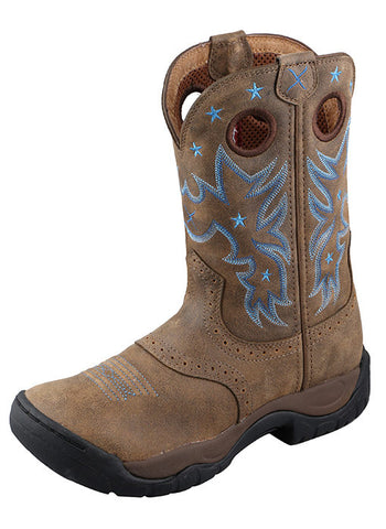 Twisted X Ladies All Around Roper Boot