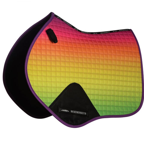 Weatherbeeta Prime Ombre Jump Shaped Pad