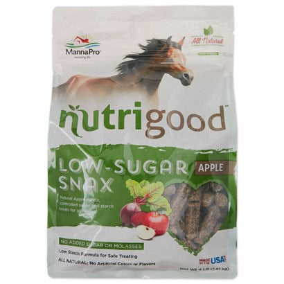 Nutrigood Low Sugar Snax Horse Treats