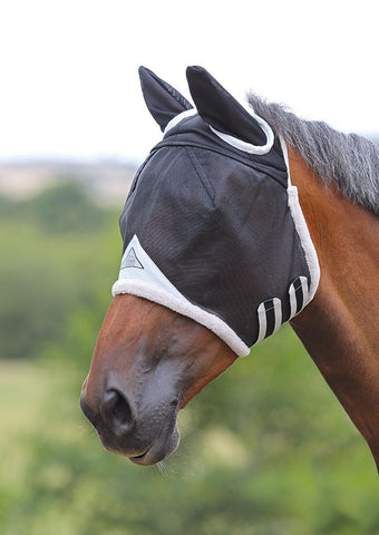 Shires Fly Mask - With Ears