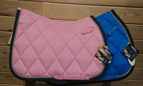 Lami-Cell Basic Pony English Saddle Pad