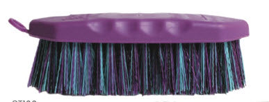 Pro Choice Tail Tamer Soft Touch Wild Colors Grooming Brush