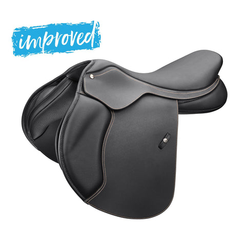 Wintec 500 Close Contact Flocked Saddle