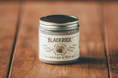 Black Rock Leather Conditioner