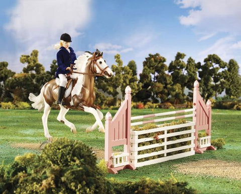 BREYER® BRUSH BOX JUMP