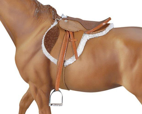 BREYER® DEVON HUNT SEAT SADDLE
