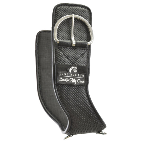 Total Saddle Fit Shoulder Relief Synthetic Cinch