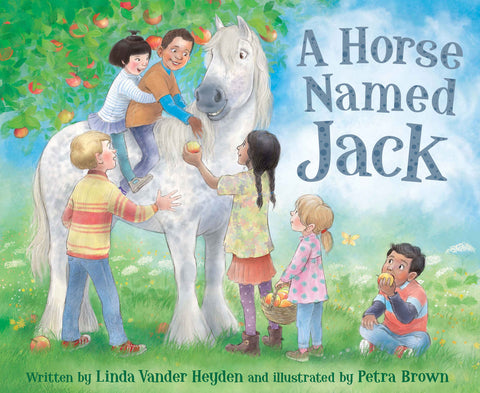 A Horse Named Jack Book
