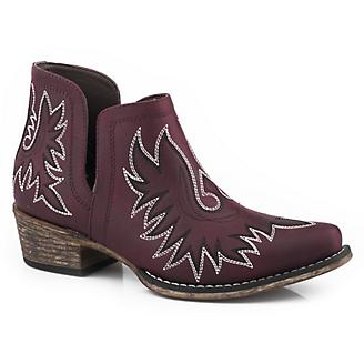 "Roper ""Ava"" Snip Toe Ankle Boot"