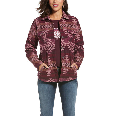 "Ariat Women's R.E.A.L ""Shacket"" Shirt Jacket"